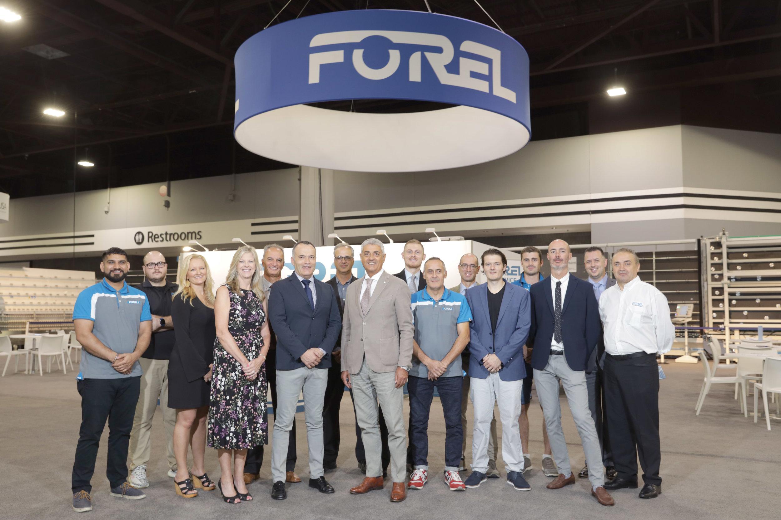 Forel Team at GBA 2019