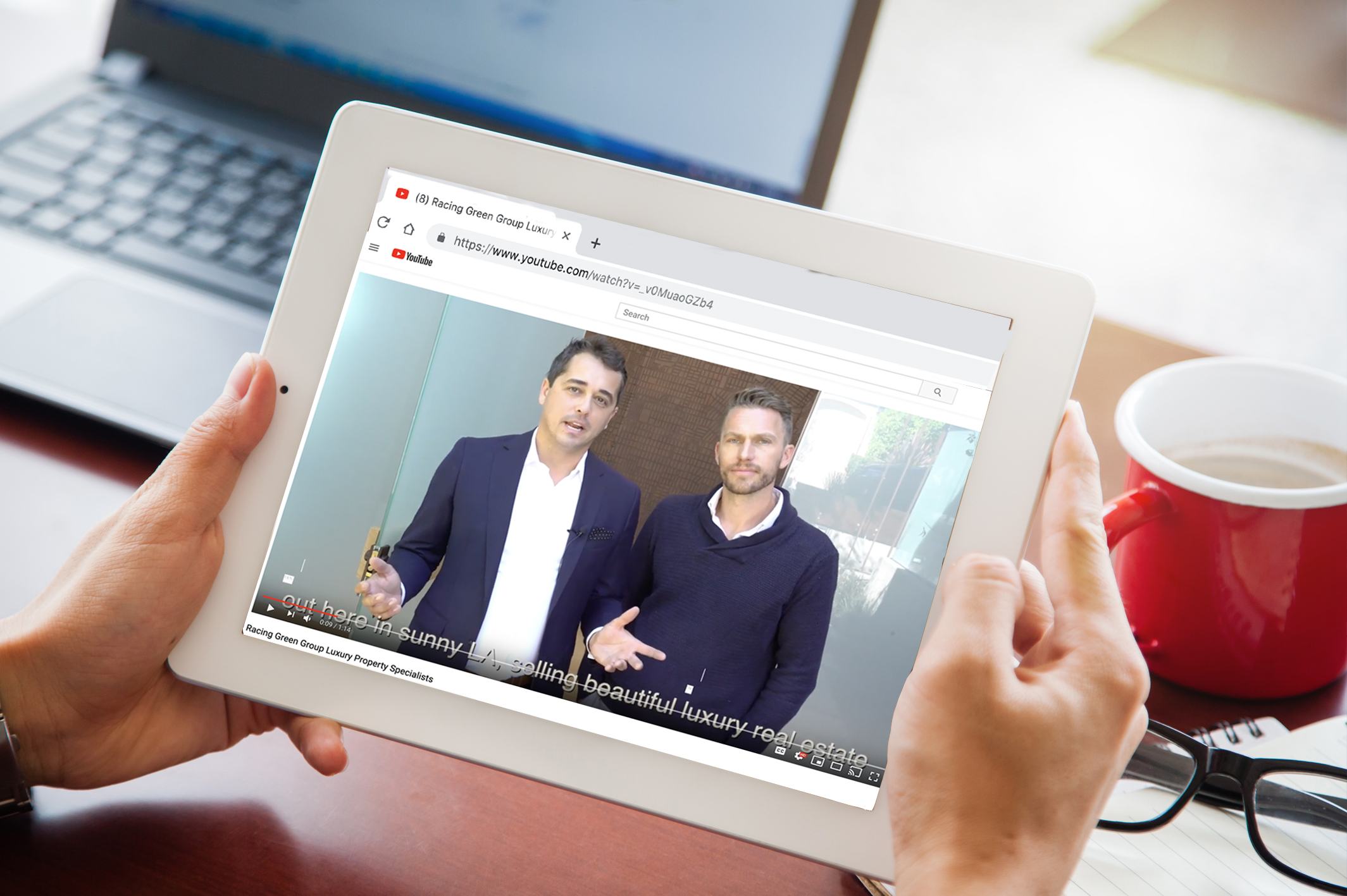 YOUTUBE CHANNEL - Our YouTube channel 'THAT PROPERTY SHOW' advertises our active listings with a video of your home, As well as producing weekly HGTV style content which brings in subscribers from all over the world.