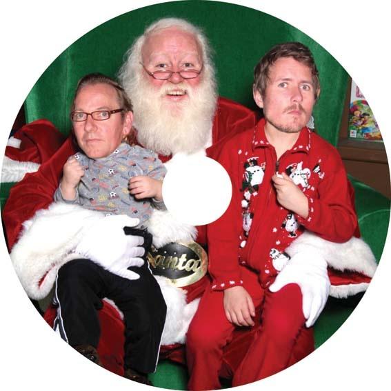 Matt Griffin & Jon Campbell, 6 Christmas songs CD