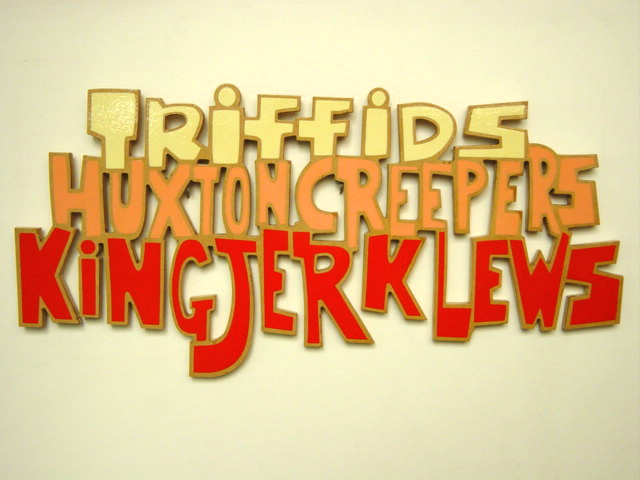 Triffids, Creepers, Jerklews