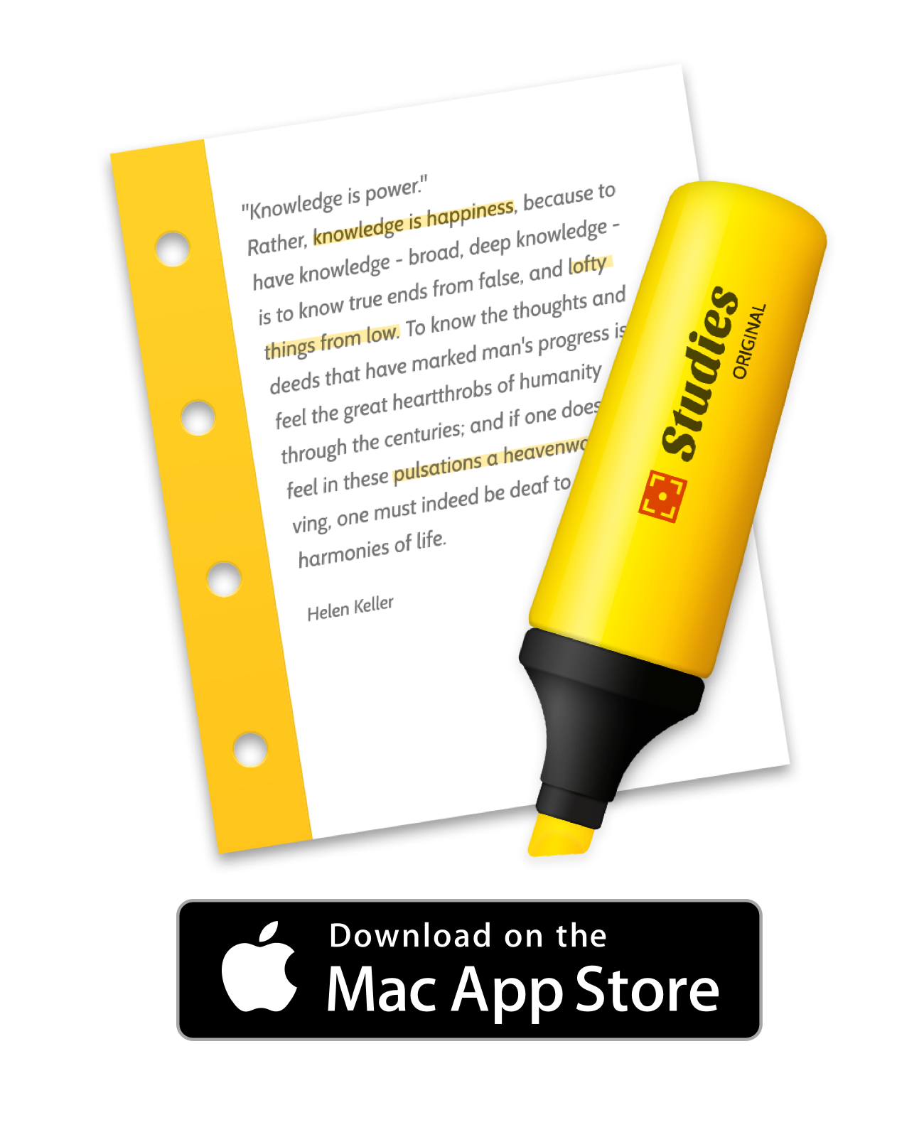 Studies — Flashcards for Mac and iOS