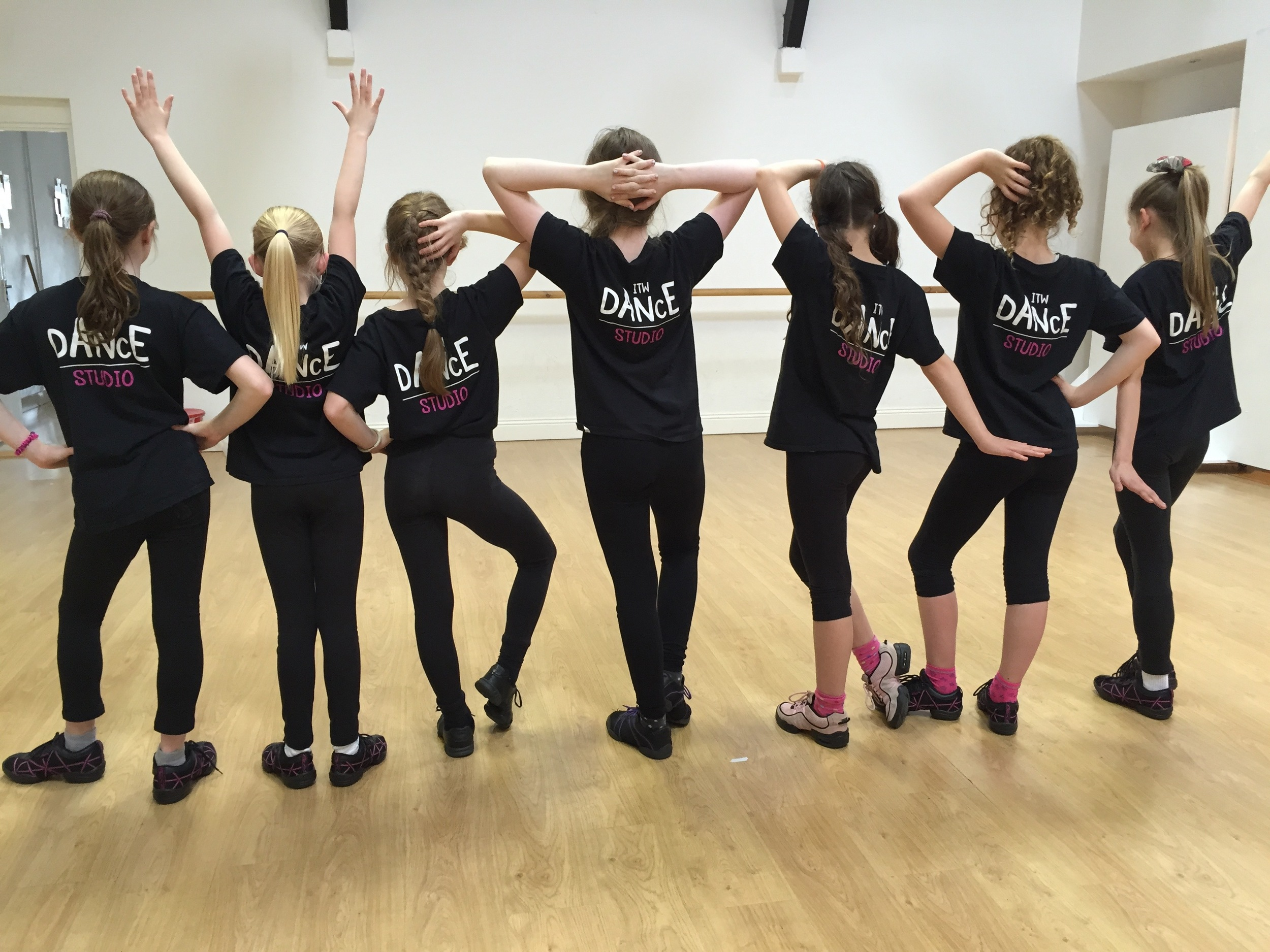 JOIN OUR DANCE COMPANY
