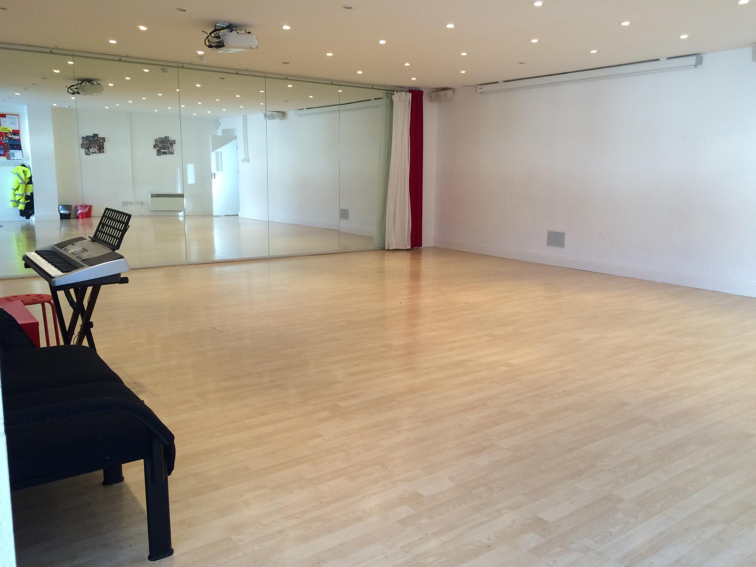 Clonskeagh Drama Studio.JPG