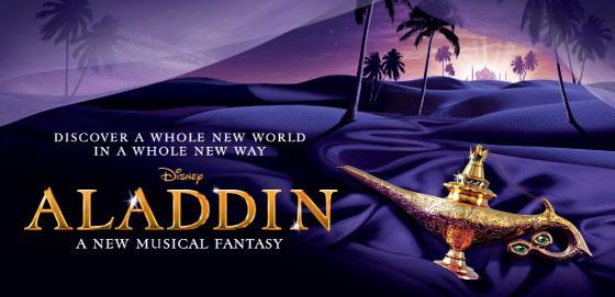 We are going to see Aladdin this time round!