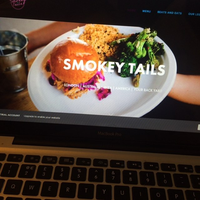 The new Smokey Tails website is under construction and will be live soon with all our lastest news and some exclusive @stroxler treats, beats and eats for you all #smokeytails #comingsoon #beatstreatsandeats