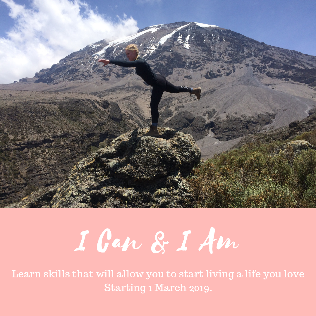 I Can & I Am Course Lucy Fitness
