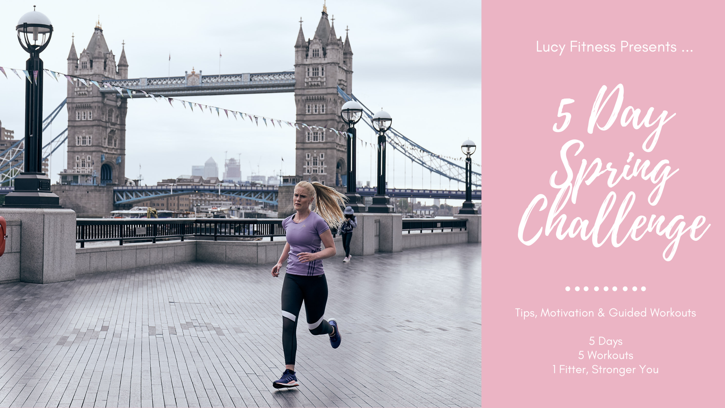 It's hard to get started with exercise but this challenge will guide you and motivate you to do just that