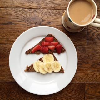 Tea and Toast - Nutritious Breakfast Option