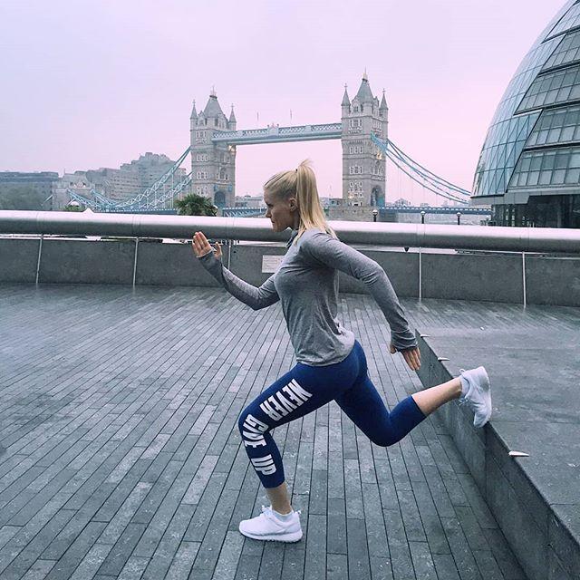 Lucy Fitness Tower Bridge