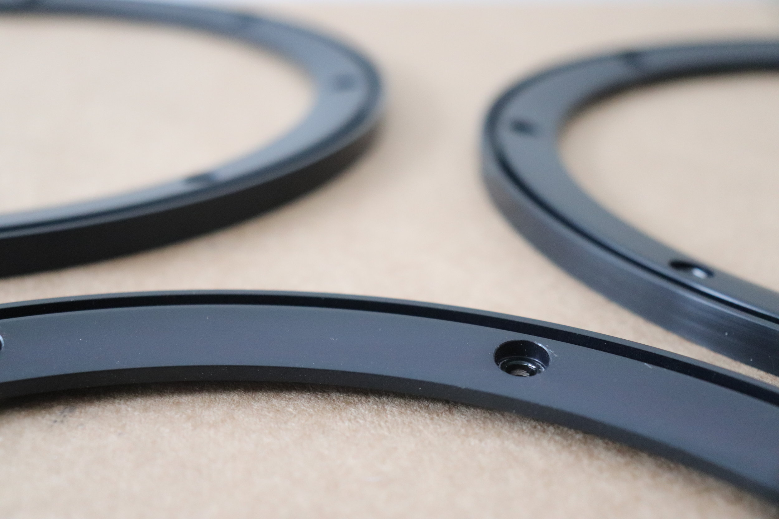 DSP8000 Legacy 8 Hole Bass Clamp Rings (Circa 2009)