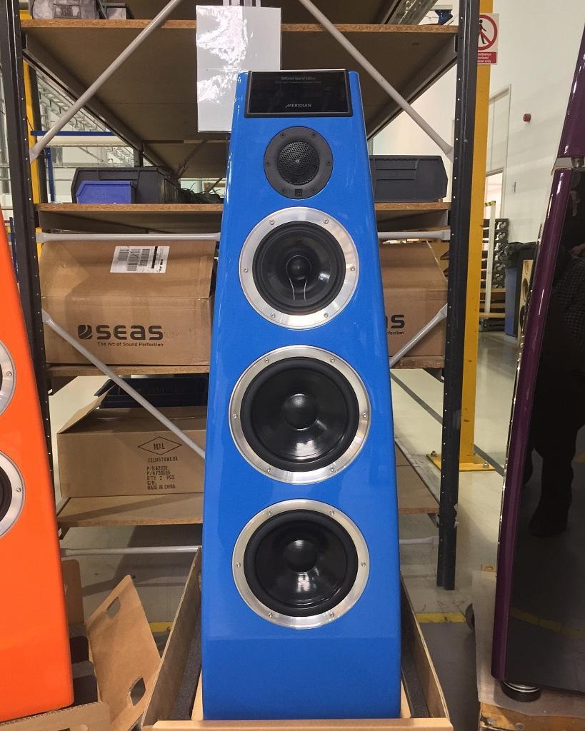 DSP7200SE Voodoo Blue Select Colour