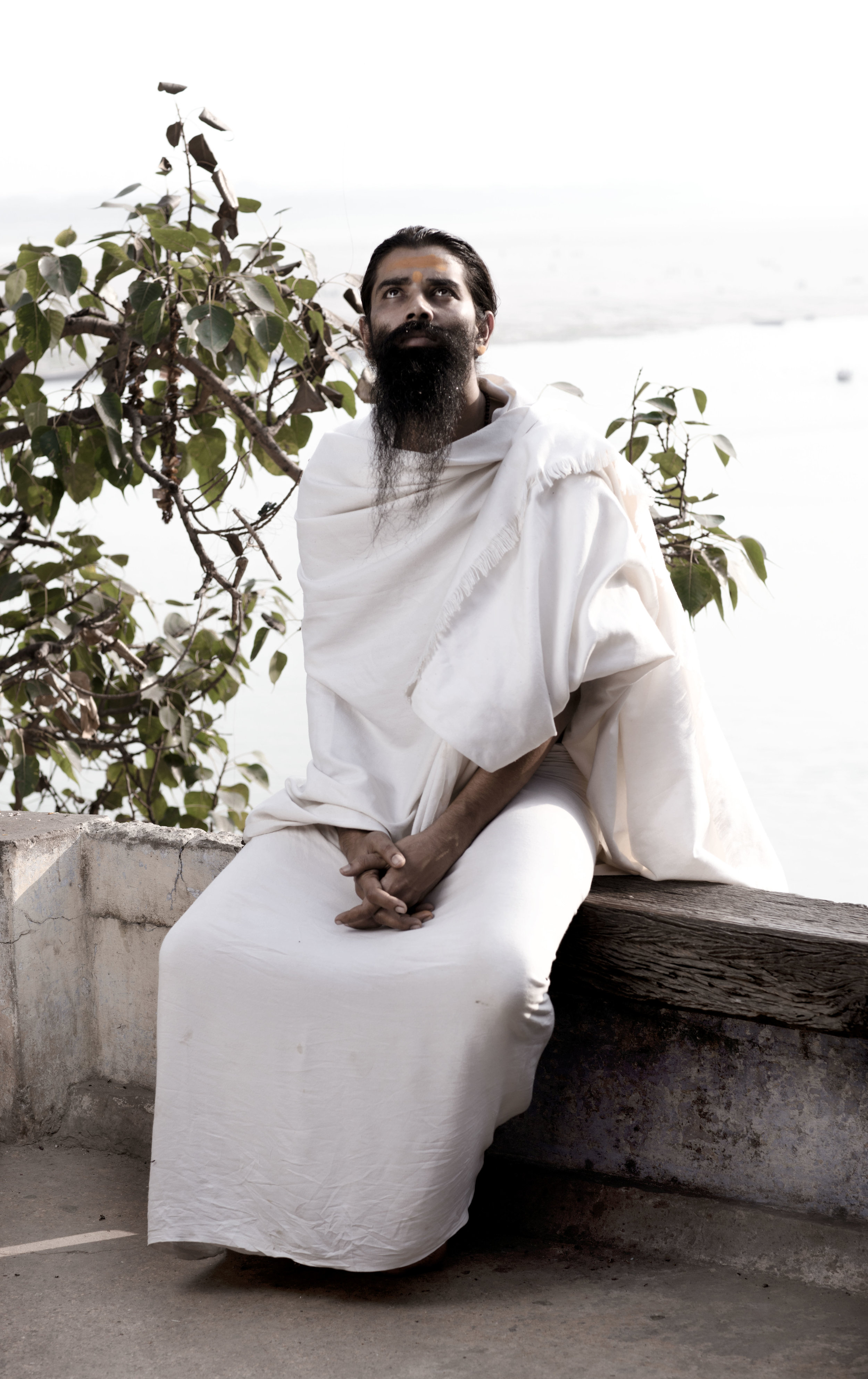 Nepalese Brahmin Priest
