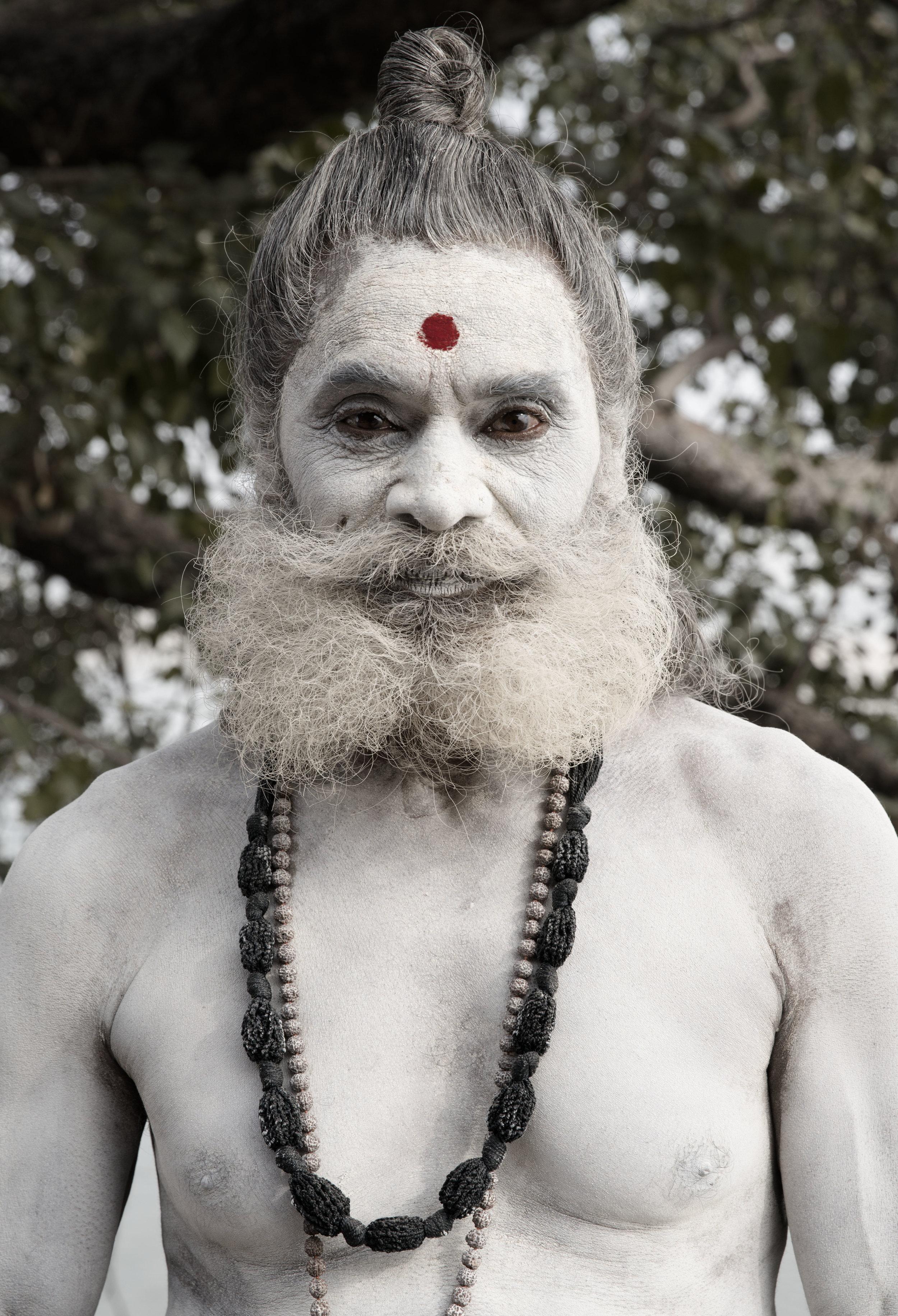 Aghori Saddhu