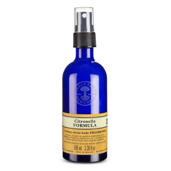 Citronella oil or cream -Natural Mosquito Repellant