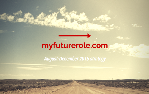 Marketing Strategy for myfuturerole.com