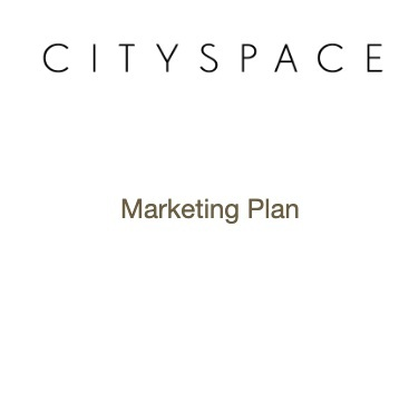 Marketing Plan for Cityspace