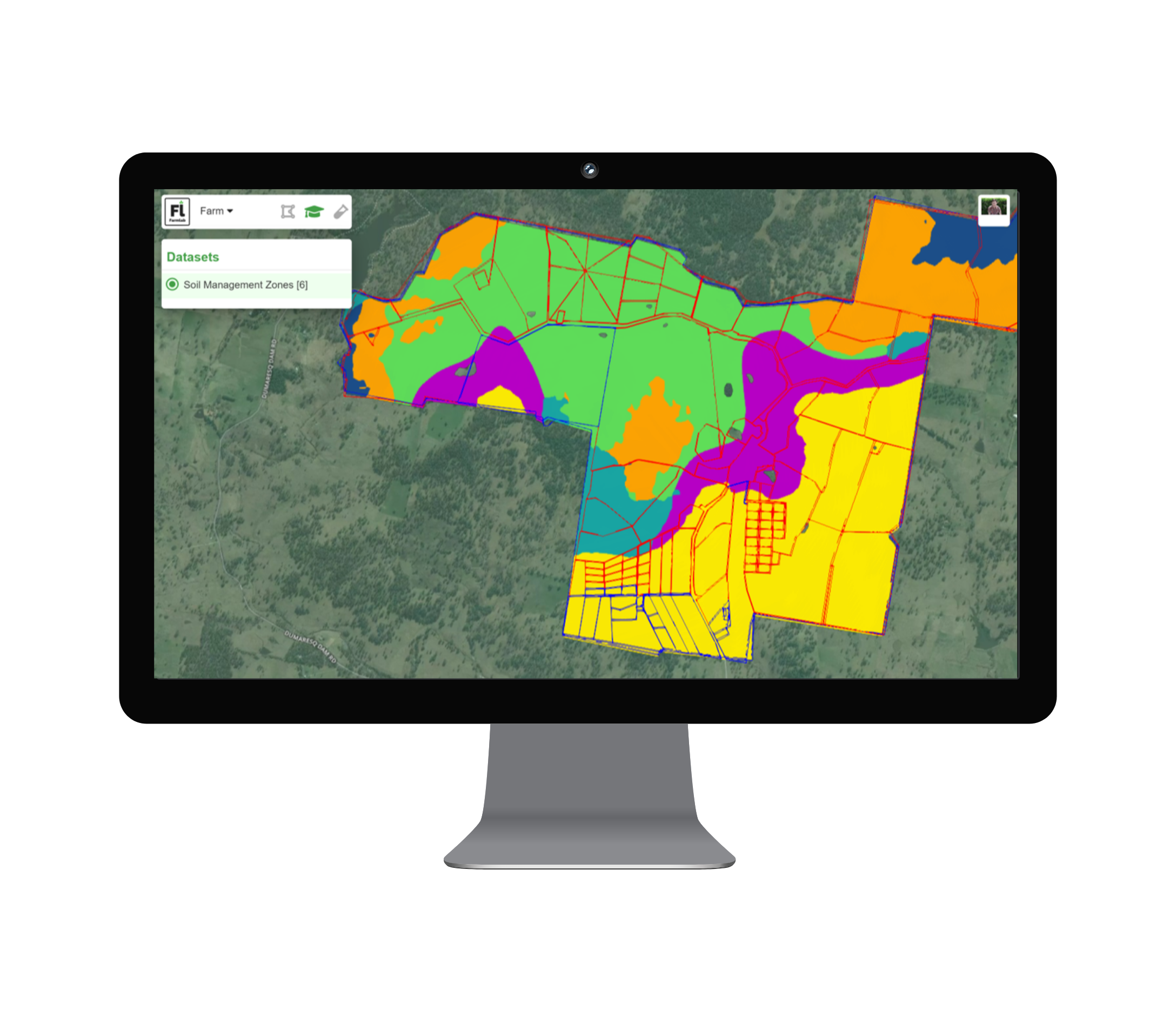 Get the most out of your soil - Whether you're a farmer, agronomist, engineer or gardener, we're here to help you get the most out of soil.Our soil maps are created using a combination of remotely sensed data and the latest in soil science and digital soil mapping techniques. We help you visualise the soil beneath your feet to help you make better decisions when it comes to inputs and land management.