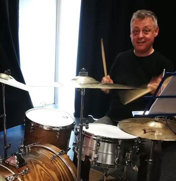 Chris Buck (Professional Drummer)