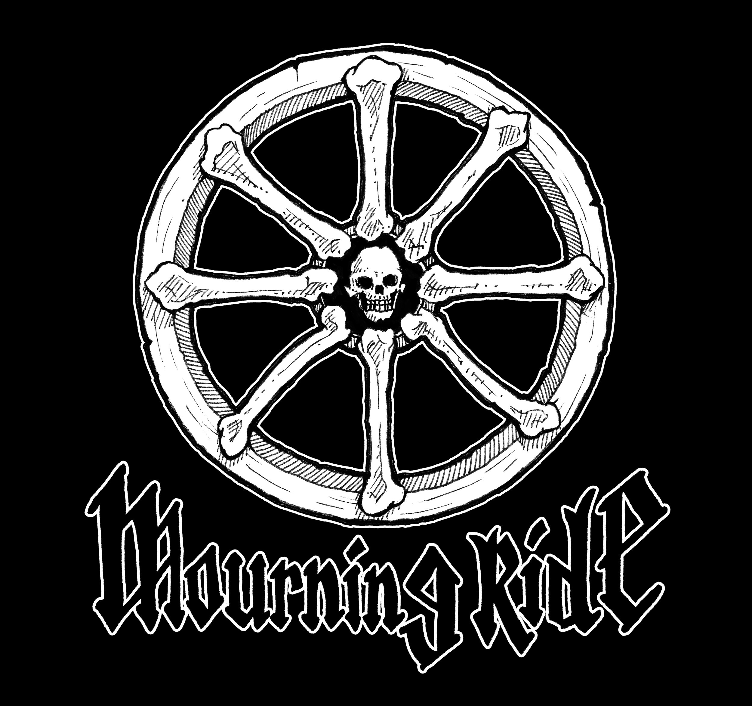 Mourning Ride Band Logo