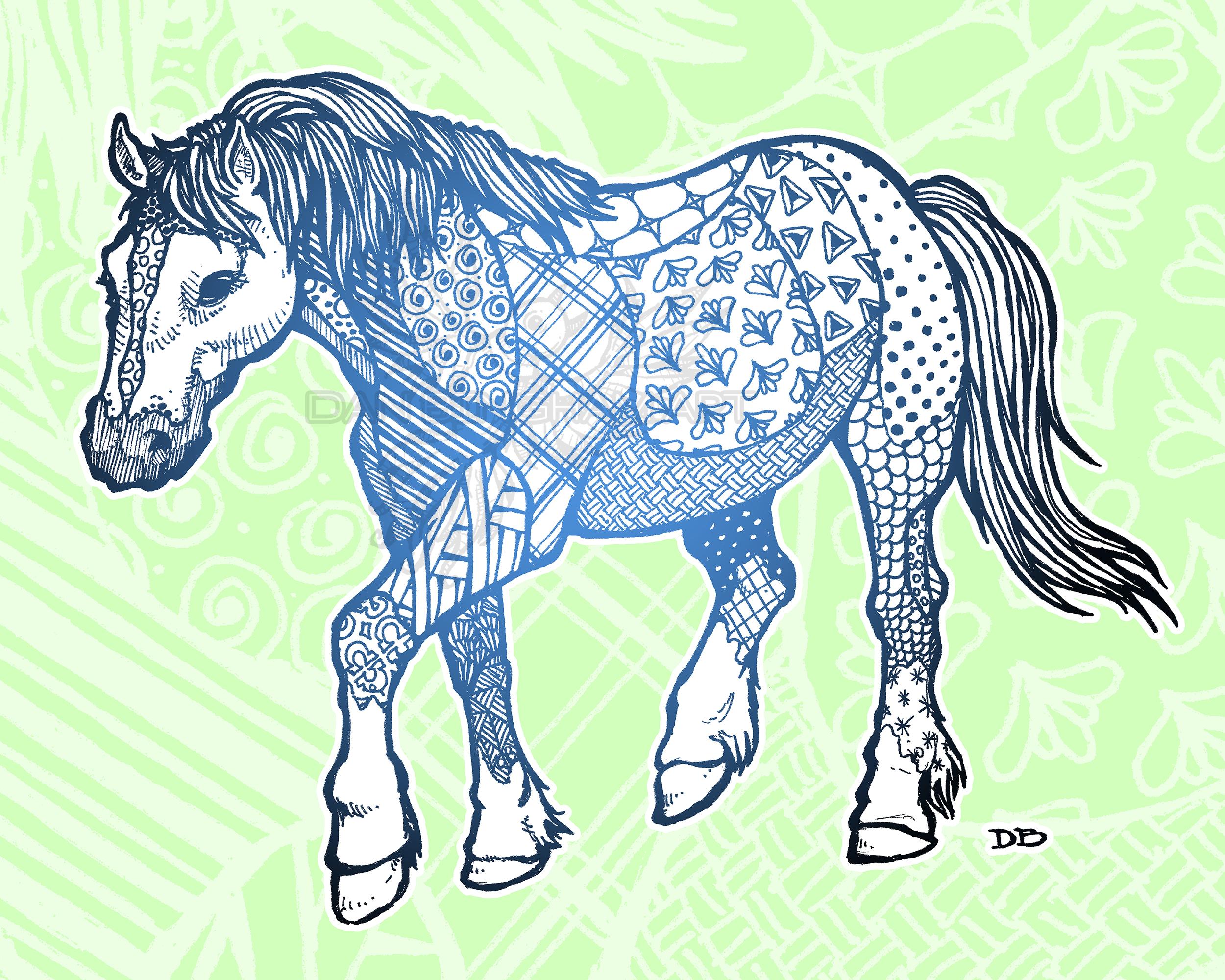 Zen Horse