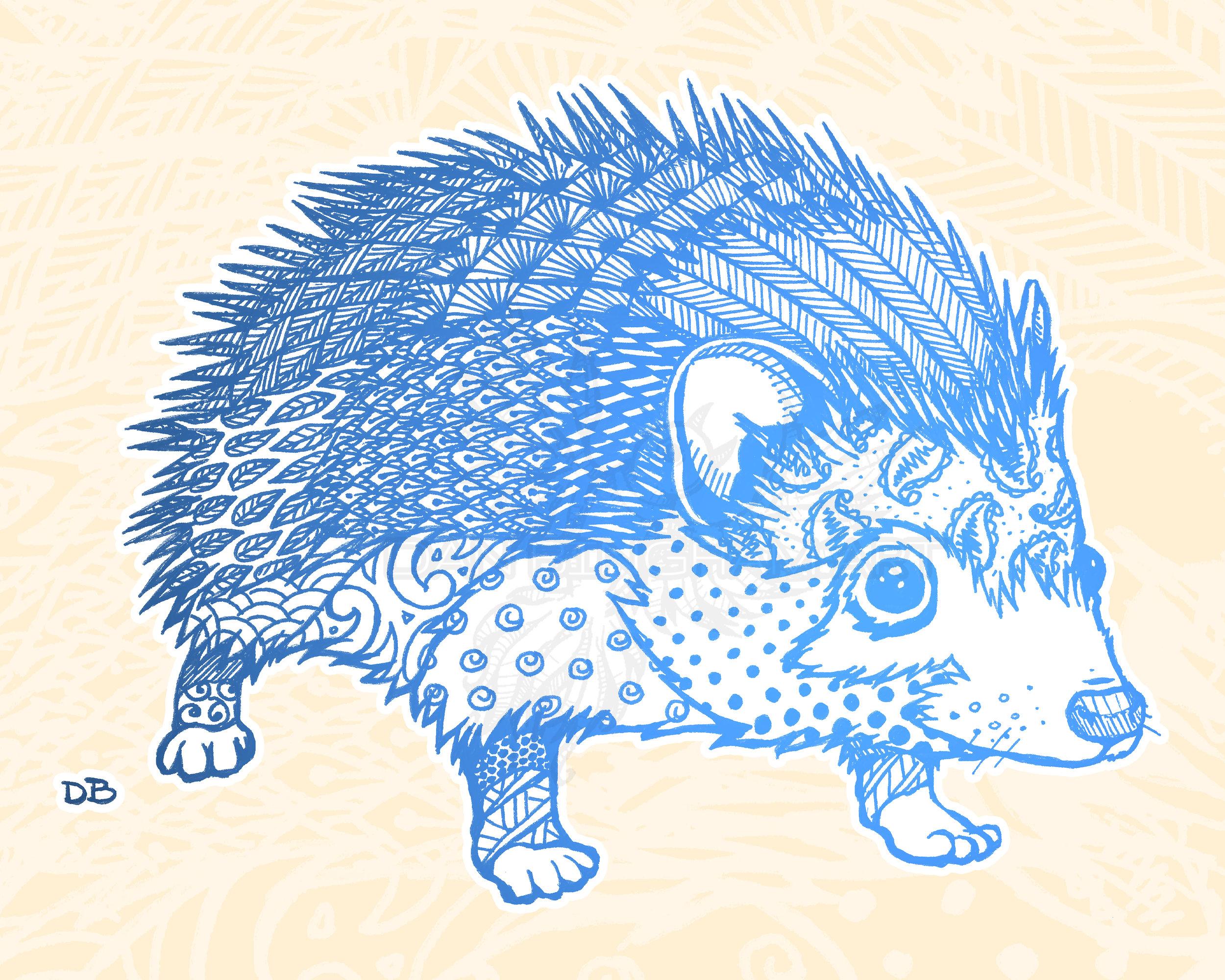 Zen Hedgehog