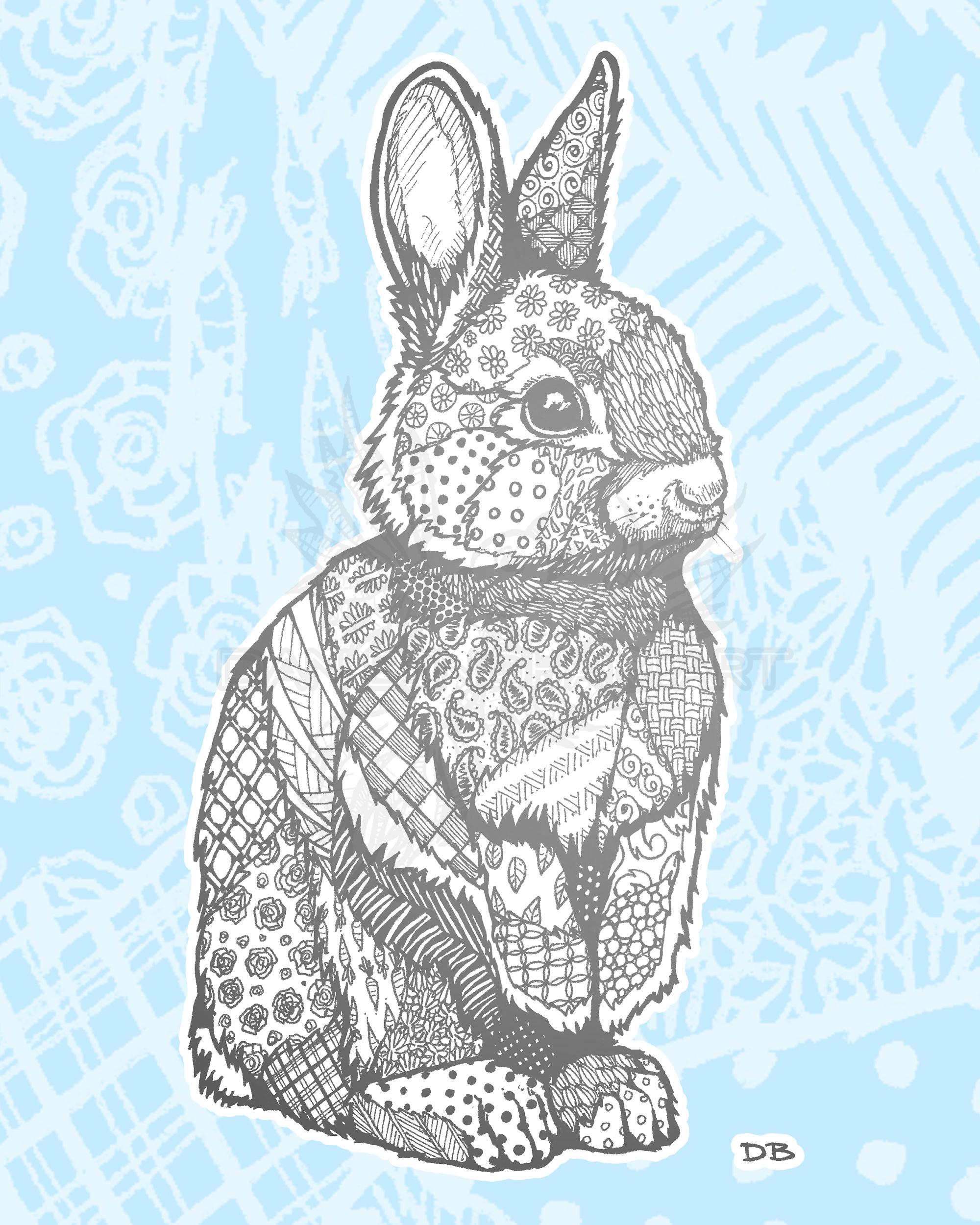 Zen Rabbit