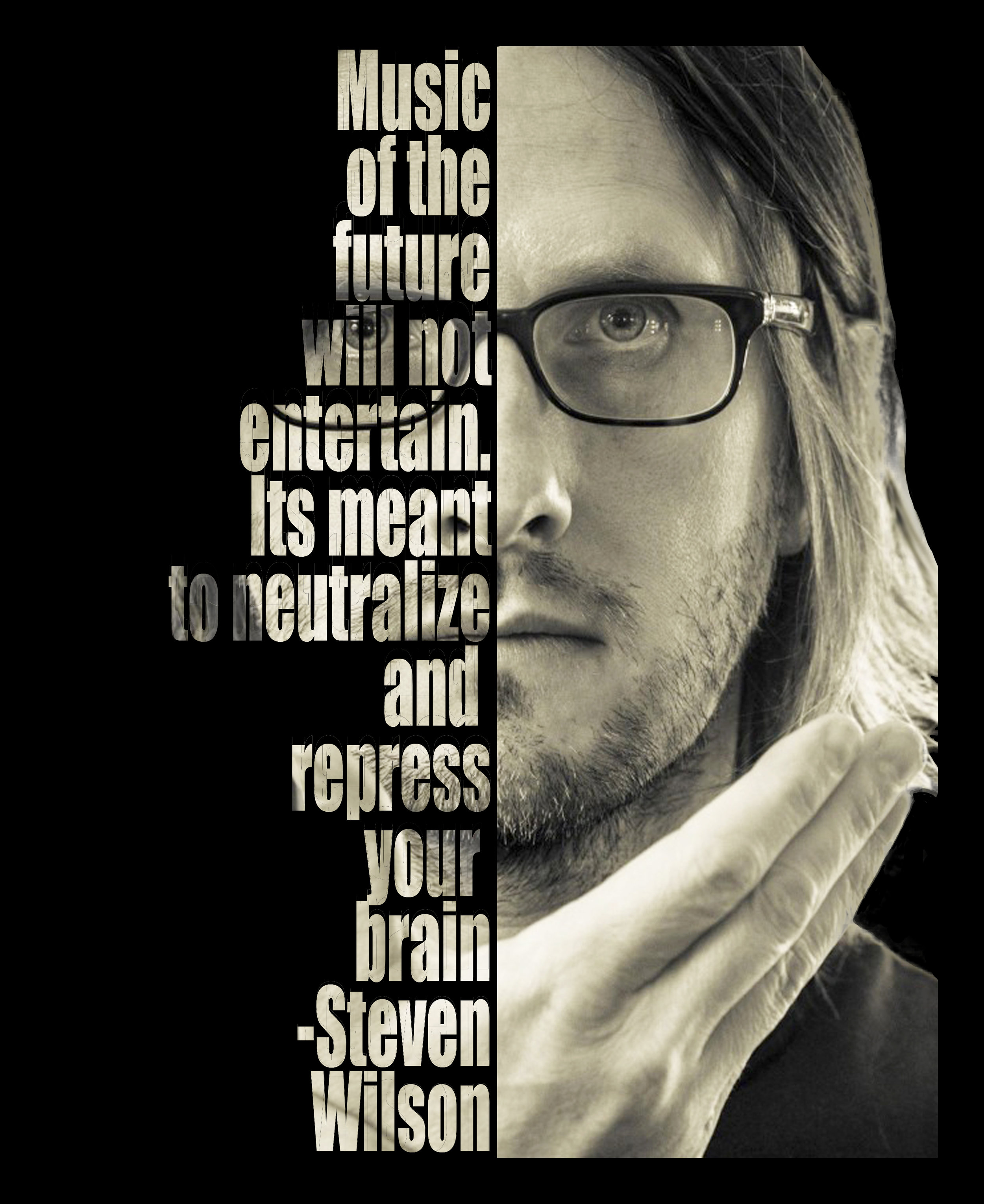 Steven Wilson (of Porcupine Tree)