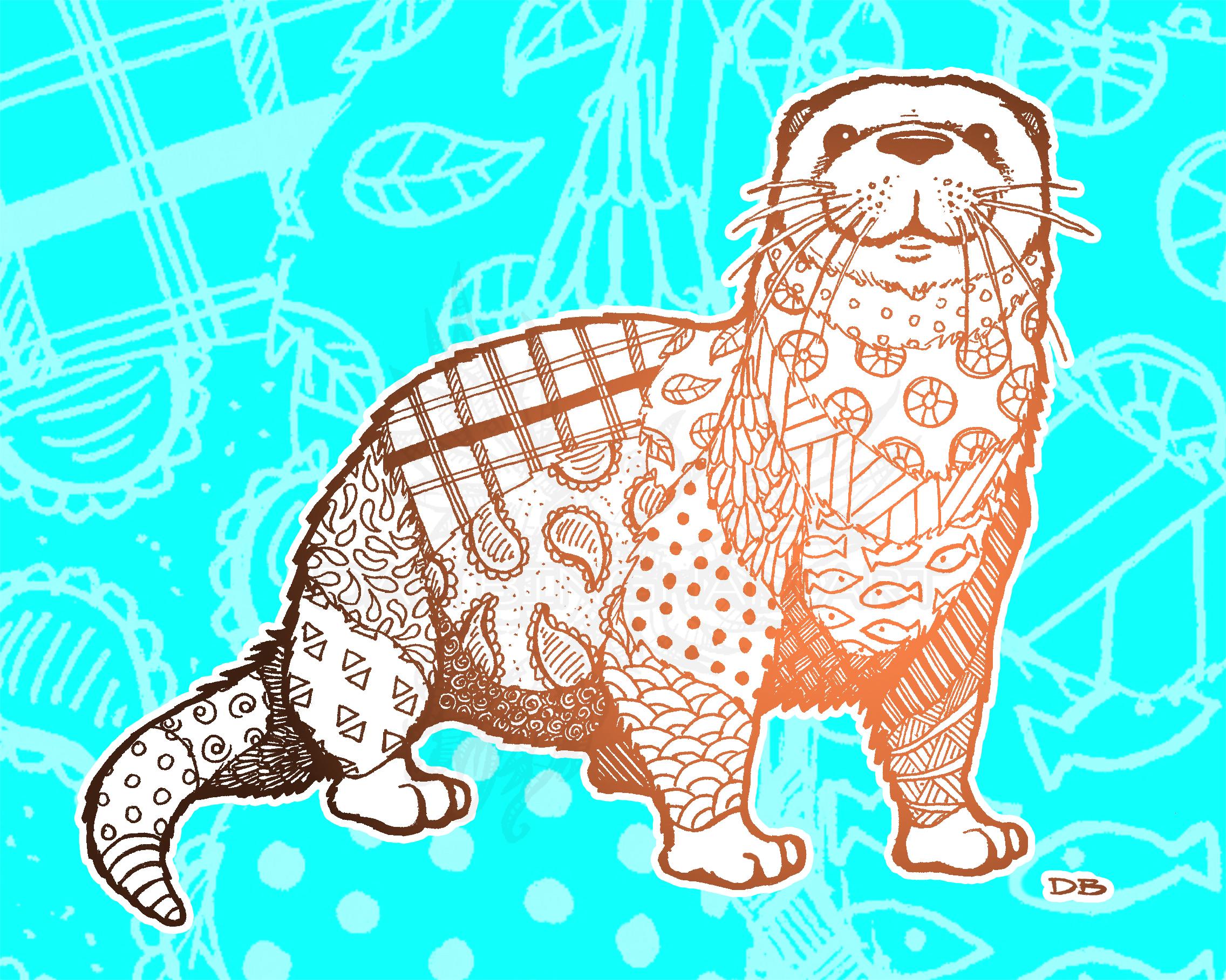 Zen Otter