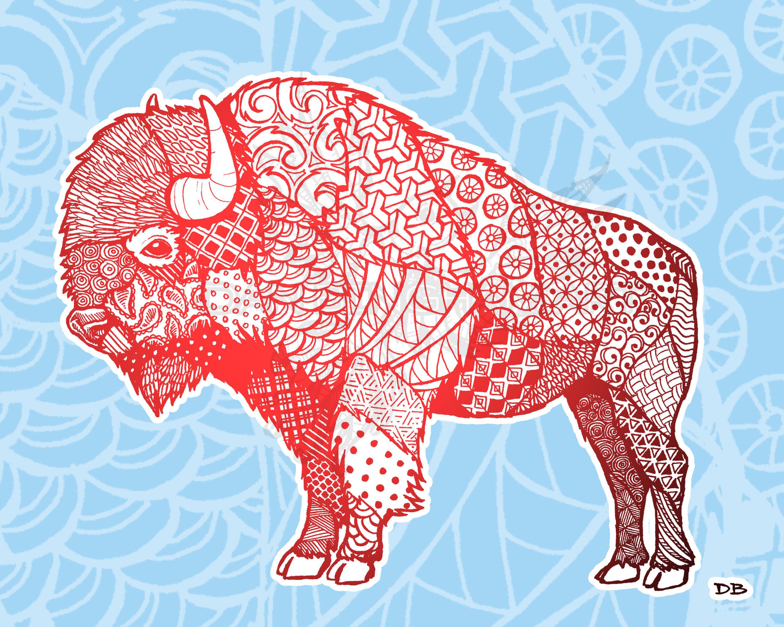 Zen Buffalo