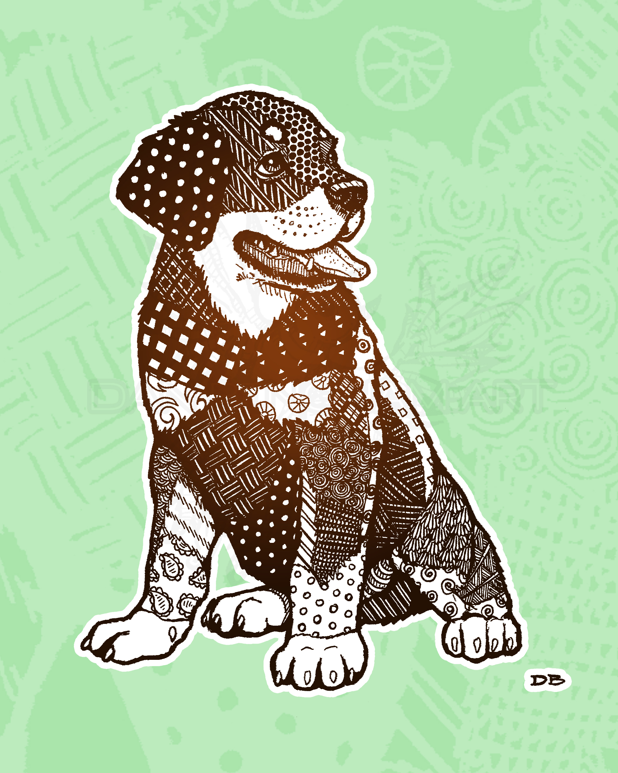 Zen Rottweiler