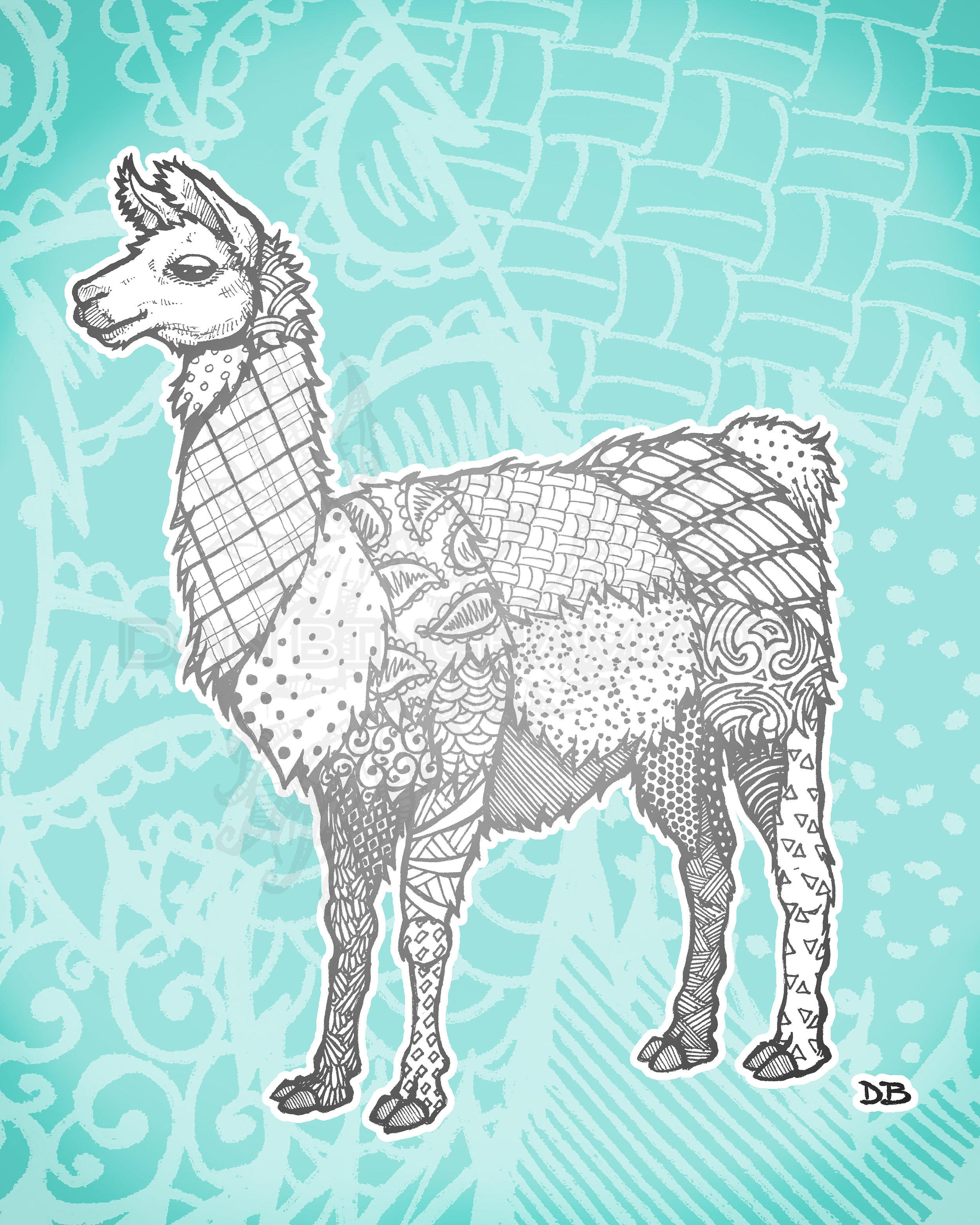 Zen Llama