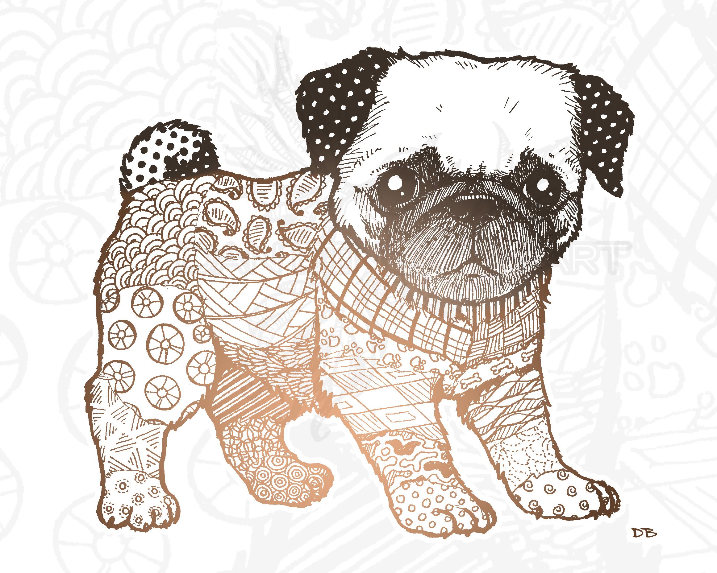 Zen Pug