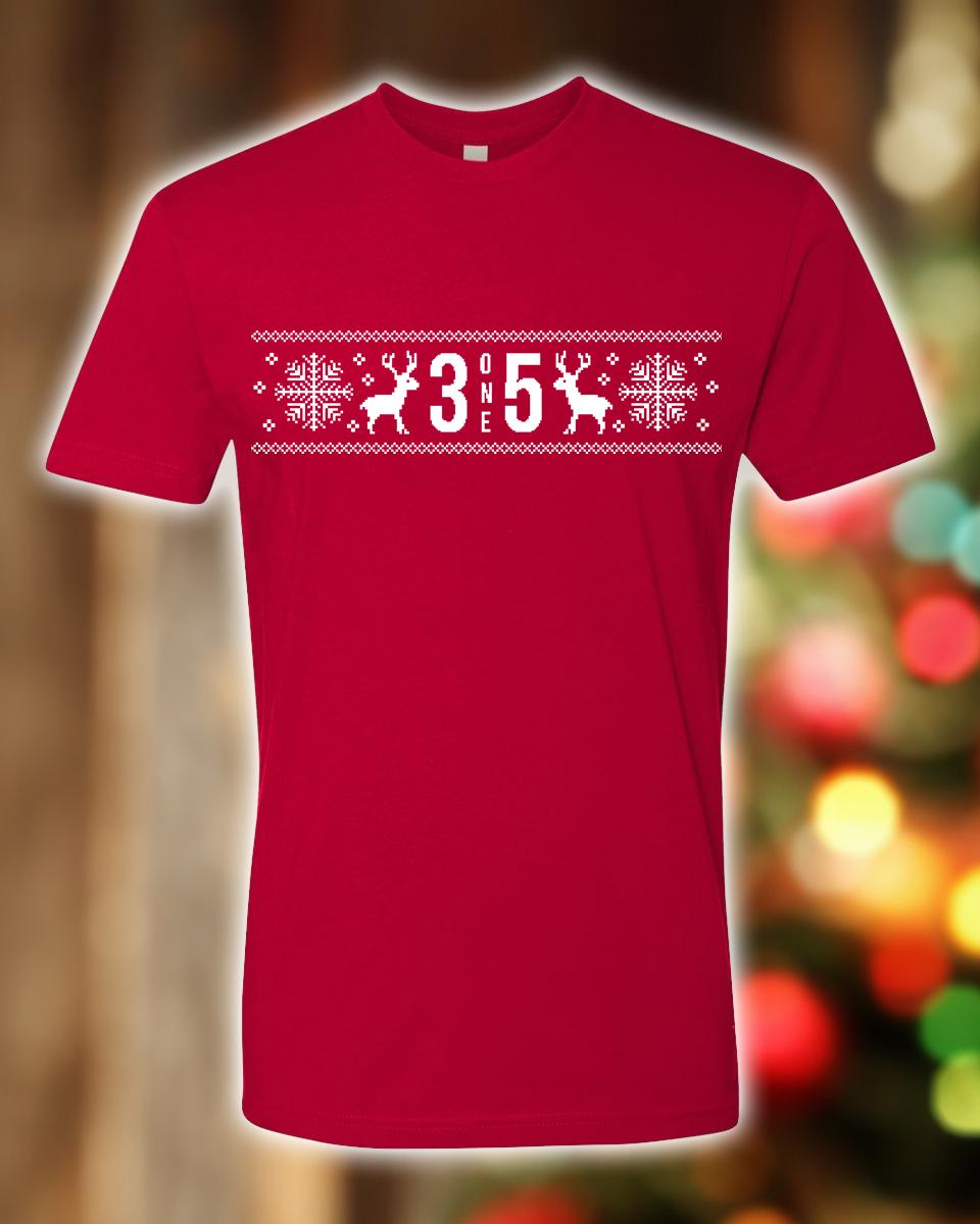 315 Xmas Shirt Collaboration