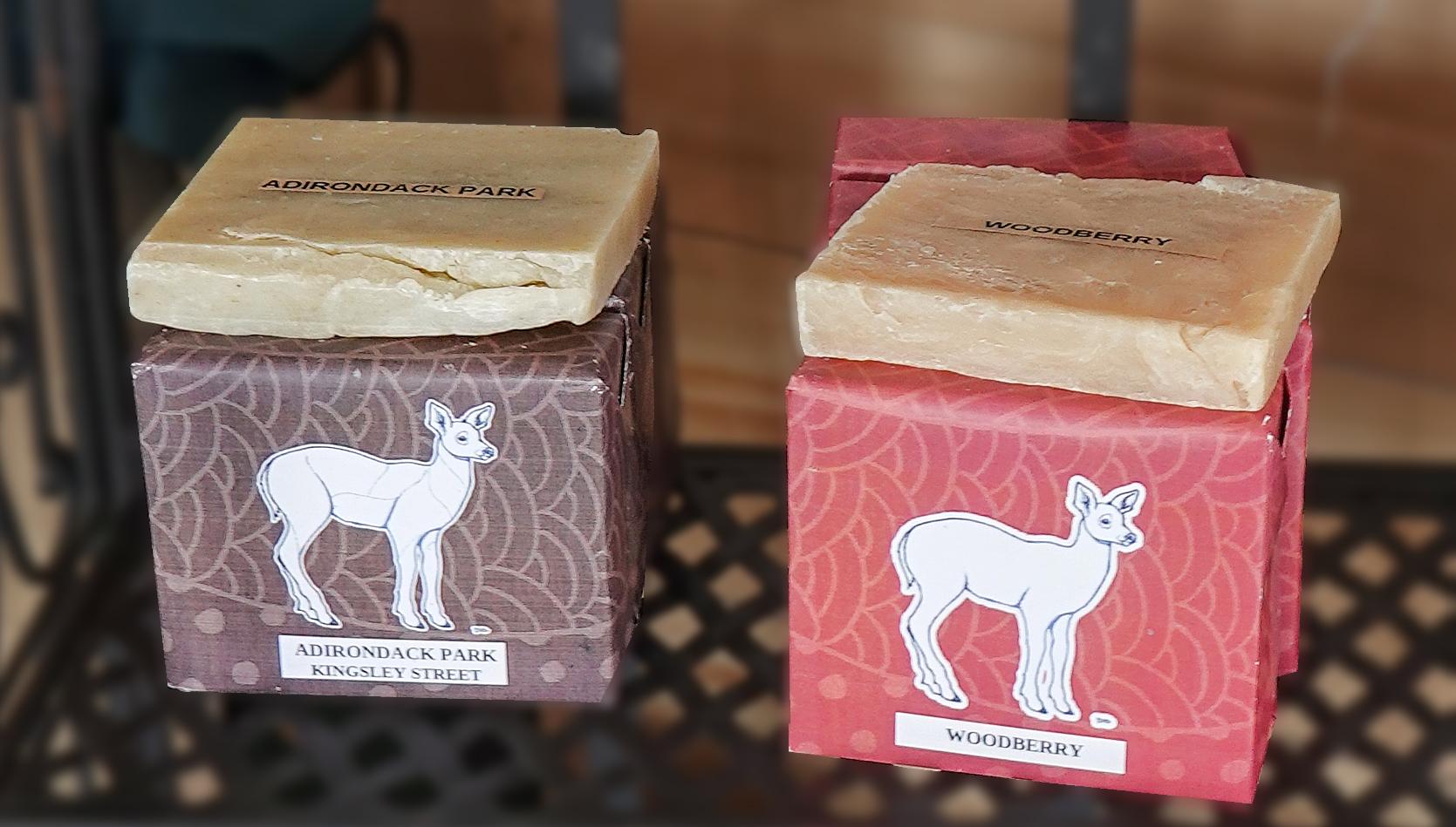Kingsley Street Artisan Soap/Seneca White Deer Label Collaboration