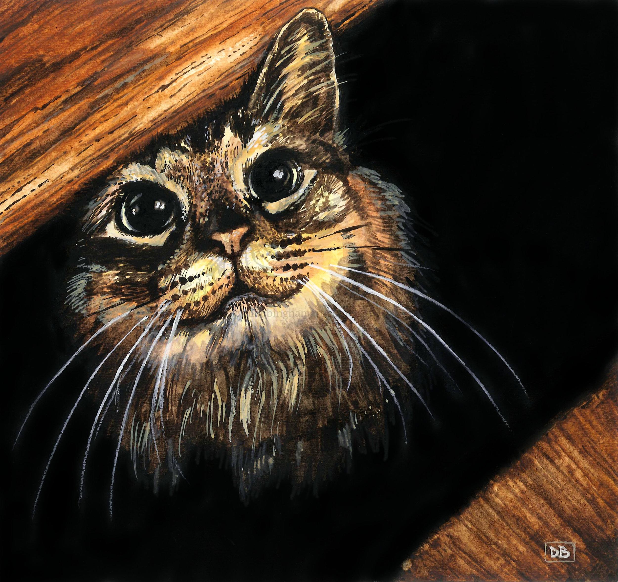 Riley Pet Portrait