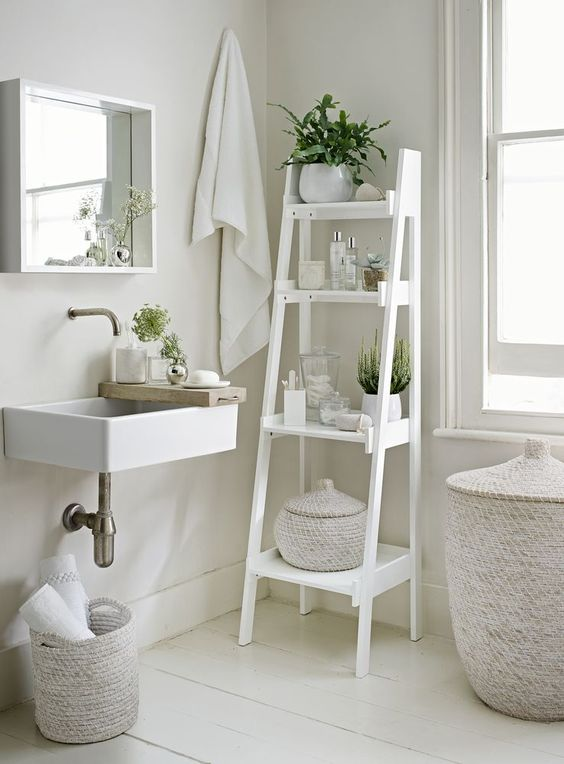 5 Ways To Add Storage Shelving To Your Bathroom Atom Interior Styling Lifestyle