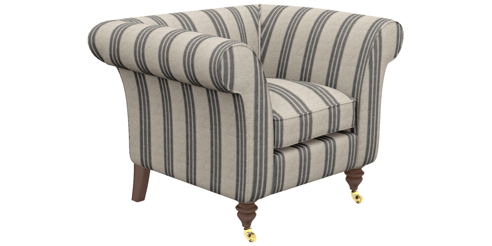 As seen in Cloth 18 Stripes - Bengal: Bible Black