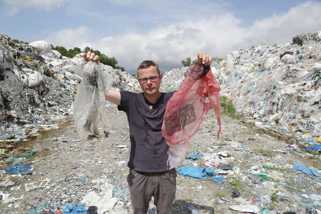 War on Plastic BBC 1 Part one of three episodes Monday 10th 17th 24th 9pm