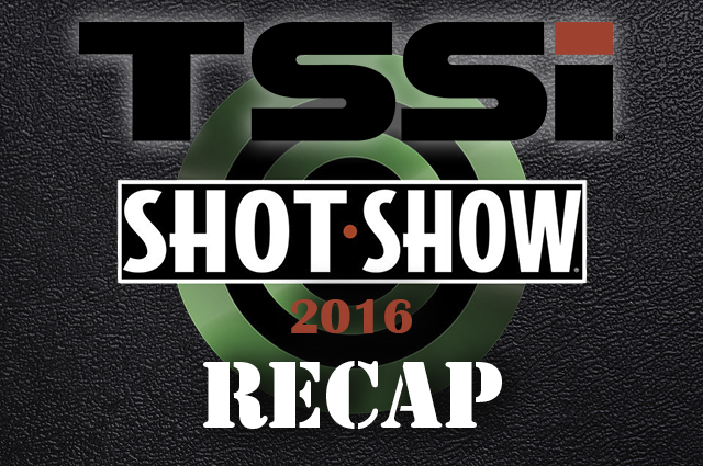 *Photo by Horla Varlan via Flickr, Official Shot Show Logo, Edited by TSSi. All photos from SHOT Show 2016 are property of TSSi®