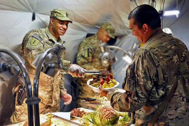 *Photo by U.S. Army via Flickr, Edited by TSSi