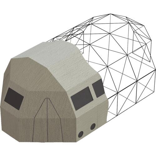 Trailer Logic Model 4A Shelter