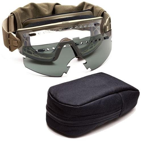 Smith Optics Elite LOPRO Regulator Goggle