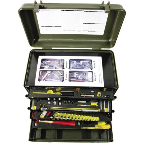 Kipper Tool General Mechanic Kit