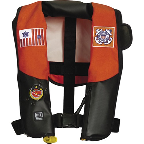 Mustang Survival HIT Inflatable PFD for USCG