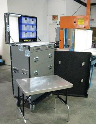 Coroner/Medical Examiner Workstation