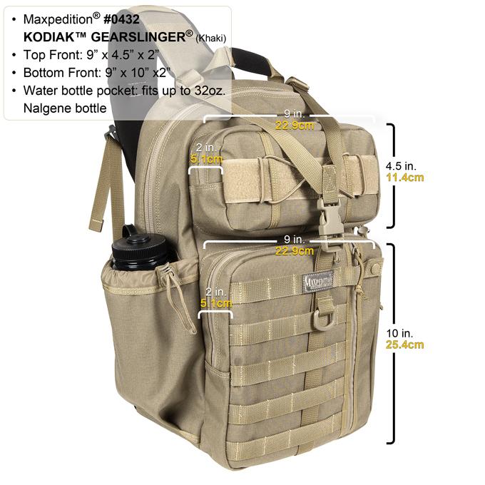 Kodiak™ Gearslinger®