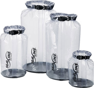 EcoSee™ Clear Dry Bag