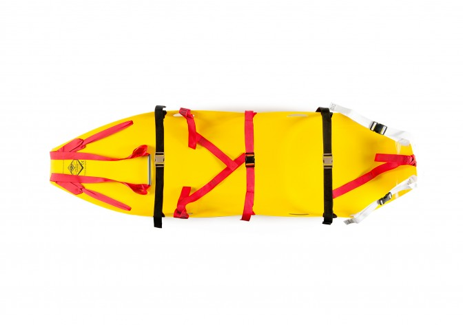 Complete HMH Sked® Rescue System with Straps Kit