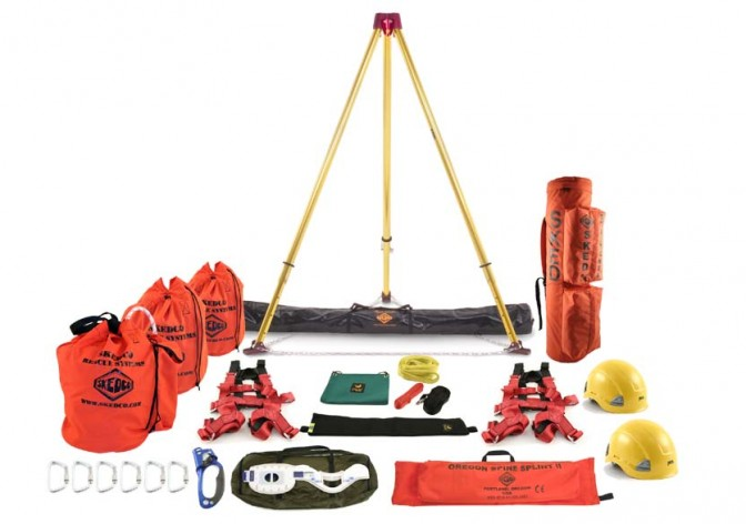 Sked-EVAC® CSR Kit