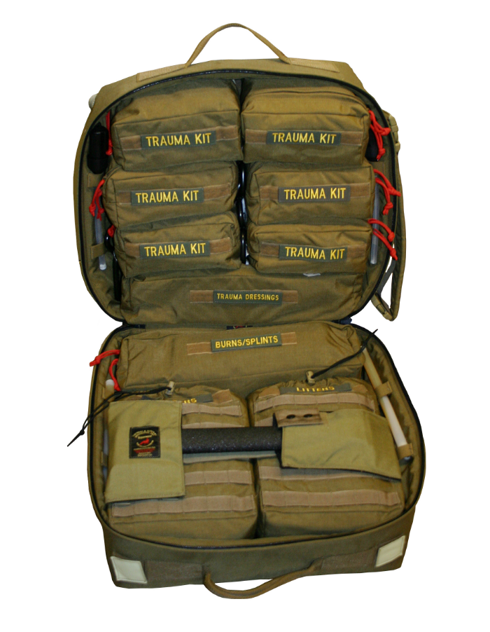 TACOPS® Mass Casualty Response Kit
